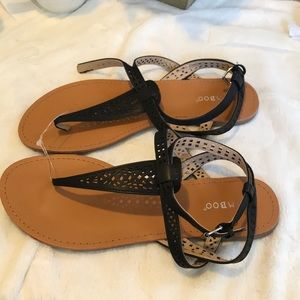 BRAND NEW BAMBOO SANDALS!!